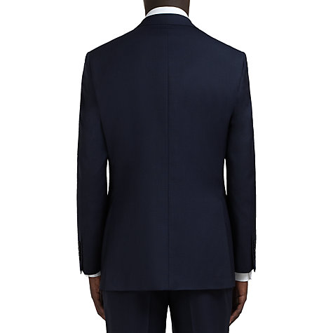 Buy Chester by Chester Barrie Wool Cashmere Tailored Suit Jacket, Navy Online at johnlewis.com