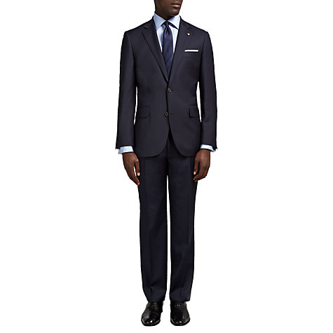 Buy Chester by Chester Barrie Wool Cashmere Suit Jacket, Navy Online at johnlewis.com