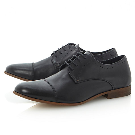 Buy Bertie Avalanche Gibson Leather Shoes Online at johnlewis.com