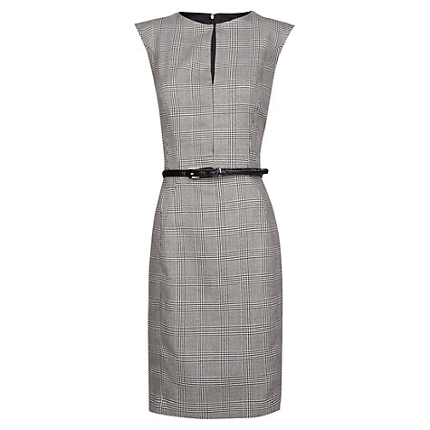 Buy Mango Prince of Wales Dress, Multi Online at johnlewis.com