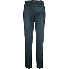 Buy Betty Barclay Waxed Perfect Body Jeans, Pine Online at johnlewis.com