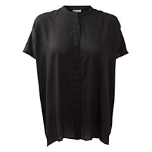 Buy East Oversized Blouse, Black Online at johnlewis.com