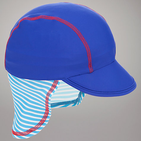 Buy John Lewis Whale Surf Suit with Hat, Blue Online at johnlewis.com