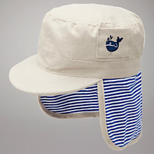 Buy John Lewis Keppi Hat, Stone Online at johnlewis.com