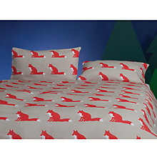 Buy Anorak Proud Fox Bedding Online at johnlewis.com