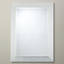 Buy John Lewis Delphine Wave Mirror Online at johnlewis.com