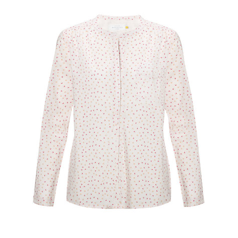 Buy Collection WEEKEND by John Lewis Overdye Vintage Ditsy Shirt, Pink Online at johnlewis.com