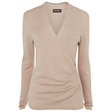 Buy Phase Eight Wilma Wrap Top Online at johnlewis.com