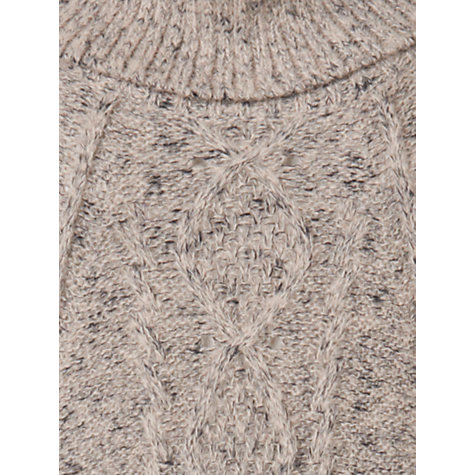 Buy Phase Eight Coral Cable Batwing Tunic, Donegal Online at johnlewis.com