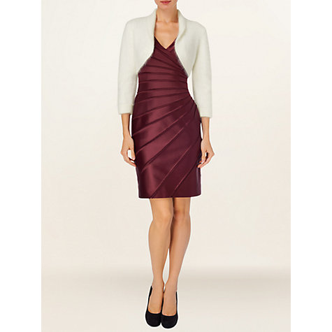 Buy Phase Eight Andrea Angora Bolero Online at johnlewis.com
