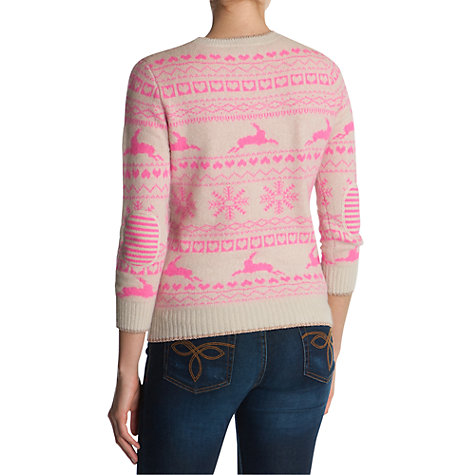 Buy Ted Baker Maysi Fairisle Jumper Online at johnlewis.com
