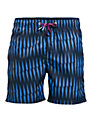 Bjorn Borg Criss Cross Stripe Swim Shorts