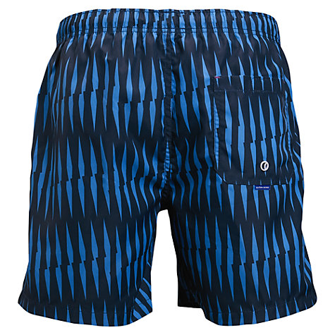 Buy Bjorn Borg Criss Cross Stripe Swim Shorts Online at johnlewis.com