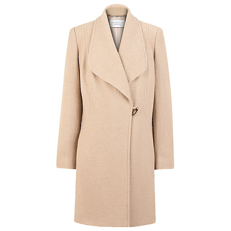 Buy Windsmoor Mid-length Wool Coat, Neutral Online at johnlewis.com