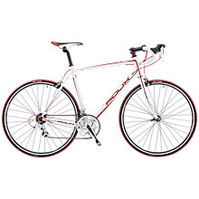 Buy Roux Vercors R7 Bike, White Online at johnlewis.com