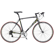 Buy Roux Vercors R3 Bike, Satin Black Online at johnlewis.com