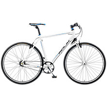 Buy Roux G8 Carbon Drive Bike, Gloss White Online at johnlewis.com