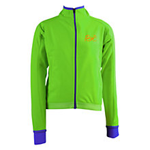 Buy Pere Kids Winter Cycling Jacket, Green Online at johnlewis.com