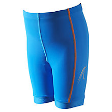 Buy Pere Children's Cycling Shorts, Blue Online at johnlewis.com