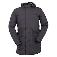 Buy Tucano Urbano Nyos 3/4 Length Jacket, Black Online at johnlewis.com