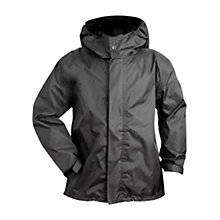 Buy Tucano Urbano Boy's Nano Raincoat, Black Online at johnlewis.com