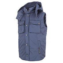 Buy Tucano Urbano Urbanji Boy's Gilet, Blue Online at johnlewis.com