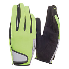 Buy Tucano Urbano Gighen Gloves, Green/Black Online at johnlewis.com
