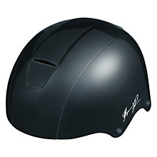 Buy Abus Ecolution Cycling Helmet, Black Online at johnlewis.com