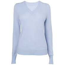 Buy Jaeger Cashmere Jumper Online at johnlewis.com