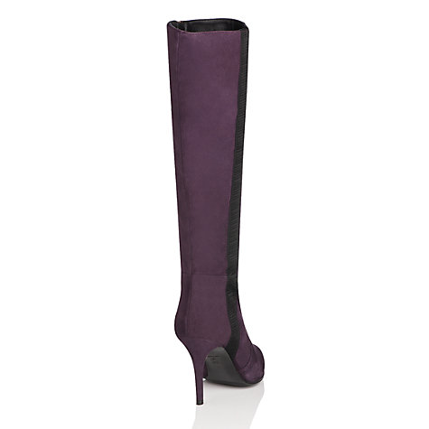 Buy L.K. Bennett Zoe Knee Boots Online at johnlewis.com