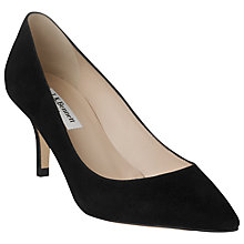 Buy L.K. Bennett Florisa Suede Court Shoes Online at johnlewis.com