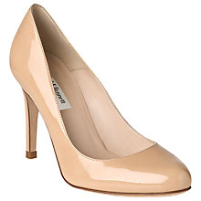Buy L.K. Bennett Stila Leather Court Shoes Online at johnlewis.com