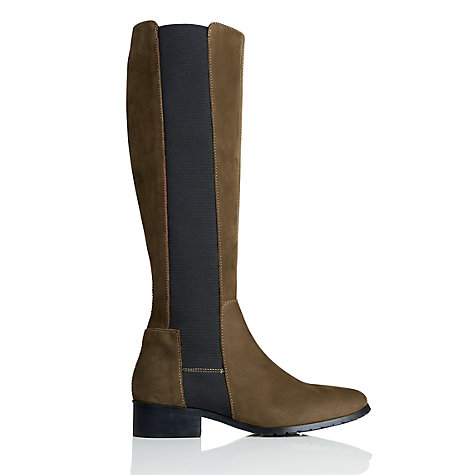 Buy L.K. Bennett Toni Knee Boots Online at johnlewis.com