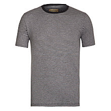 Buy JOHN LEWIS & Co. Slim Stripe T-Shirt Online at johnlewis.com