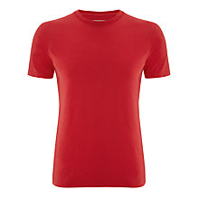 Buy JOHN LEWIS & Co. Vintage Slub Crew Neck T-Shirt Online at johnlewis.com