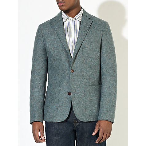 Buy JOHN LEWIS & Co. Abraham Moon Deconstructed 2-Button Blazer Online at johnlewis.com