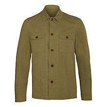 Buy JOHN LEWIS & Co. Long Sleeve Shacket Online at johnlewis.com