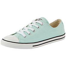 Buy Converse Chuck Taylor All Star Dainty Canvas Low-Top Trainers Online at johnlewis.com