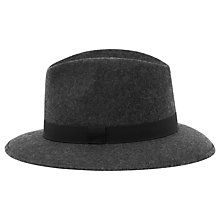 Buy Reiss Felt Fedora Online at johnlewis.com
