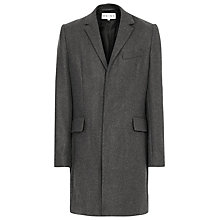 Buy Reiss Chaplin Coat, Grey Online at johnlewis.com