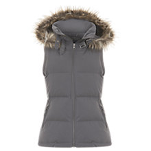 Buy Mint Velvet Padded Gilet Online at johnlewis.com