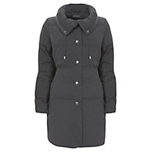Buy Mint Velvet Padded Coat Online at johnlewis.com