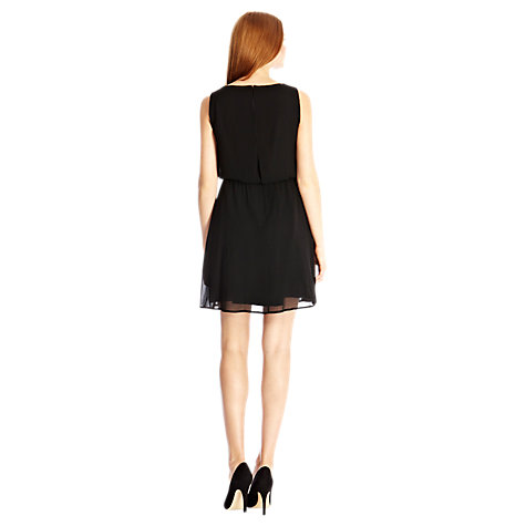 Buy Coast Hampton Dress, Black Online at johnlewis.com