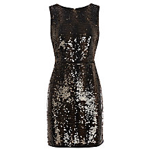 Buy Coast Brooklyn Dress, Black Online at johnlewis.com