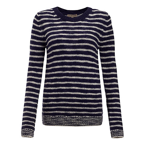 Buy Jigsaw Striped Jumper Online at johnlewis.com