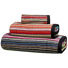 Buy John Lewis Stardust Stripe Towels, Multi Online at johnlewis.com