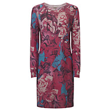 Buy Jigsaw Floral Print Dress Online at johnlewis.com