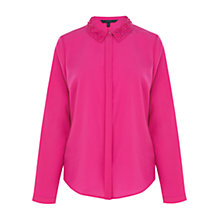 Buy Coast Estella Blouse, Pink Online at johnlewis.com
