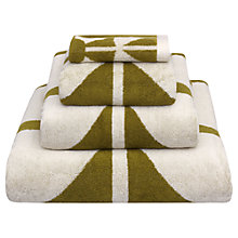 Buy Orla Kiely Sixties Stem Towels Online at johnlewis.com