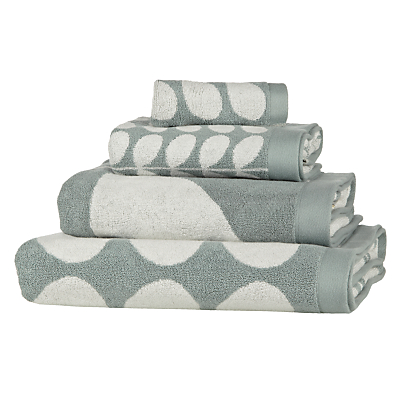 Orla Kiely Jacquard Towels